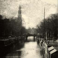 Amsterdam huilt (waar 't eens heeft gelachen )