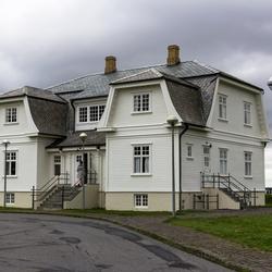 Höfði in Reykjavik