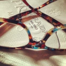 My gorgious new glasses