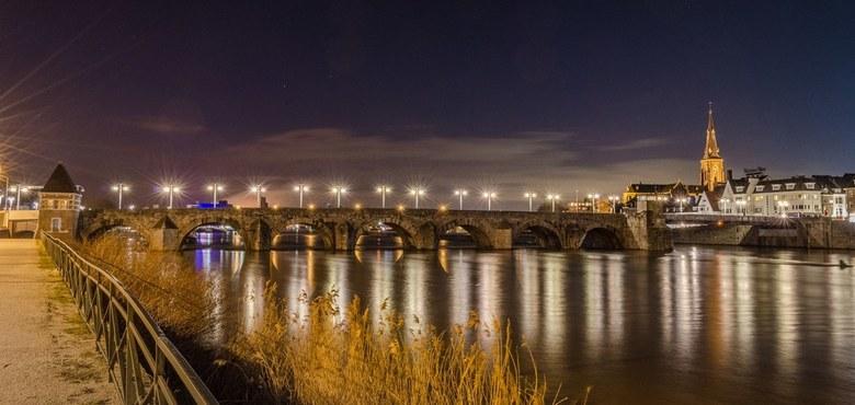 Oude brug - Maastricht -