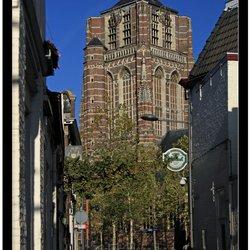 Toren St Jans Basiliek Oosterhout