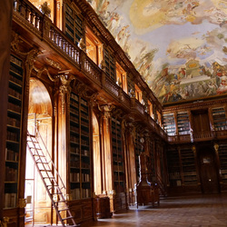 Strahov klooster bibliotheek 2