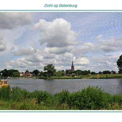 Zicht op Batenburg
