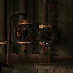 Industriële details