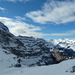 winters Berner Oberland