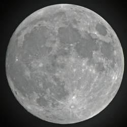 Volle maan.