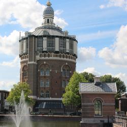 Watertoren-Kralingen Rotterdam