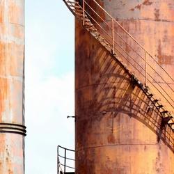 het oog-suikerfabriek