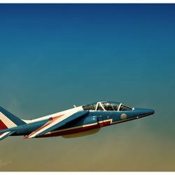 The Patrouille Acrobatique de France