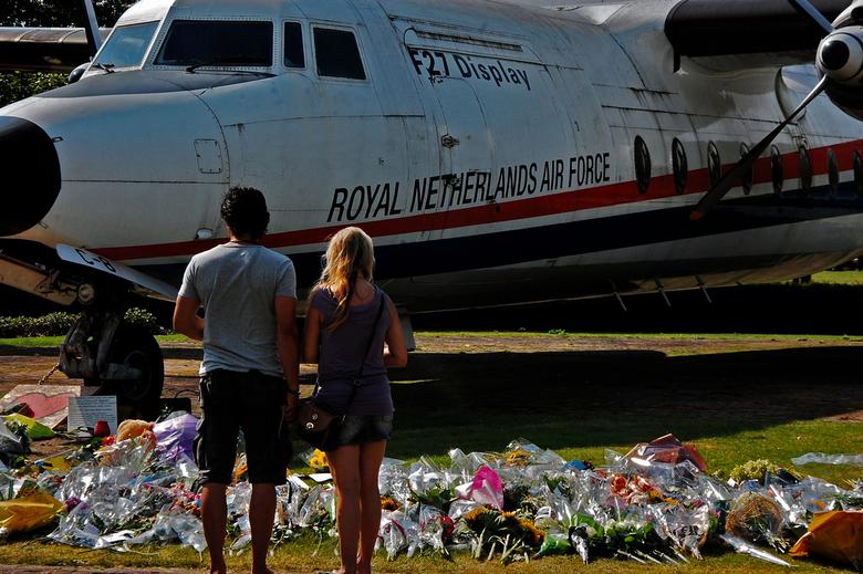MH17 Herdenkpunt