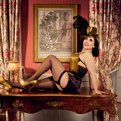 The Showgirl next Door!