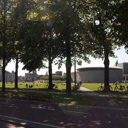 Museum plein Amsterdam.