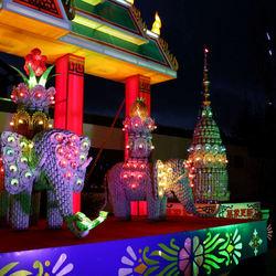 kleurrijk light festival