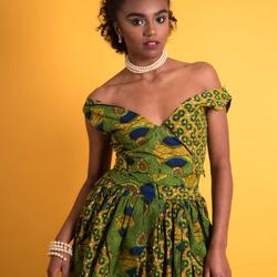 Miss Africa - Meron