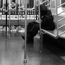 Subway in NY