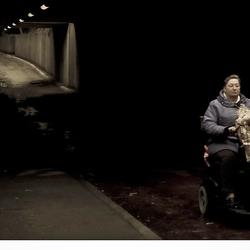 Het tunneltje