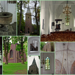NH. Kerk in Sleen (Dr.)