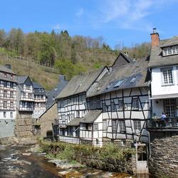 Monschau,Duitsland