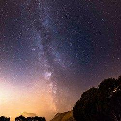 Milky Way Lathuile