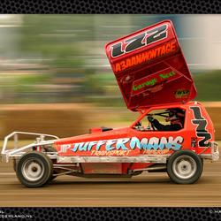 Stockcar F1 op snelheid