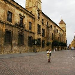 Cordoba, eenzame fotograaf