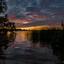 Zonsondergang Zwartsluis