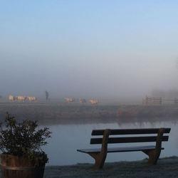 winterse ochtend