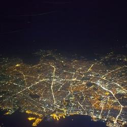 Manilla by night