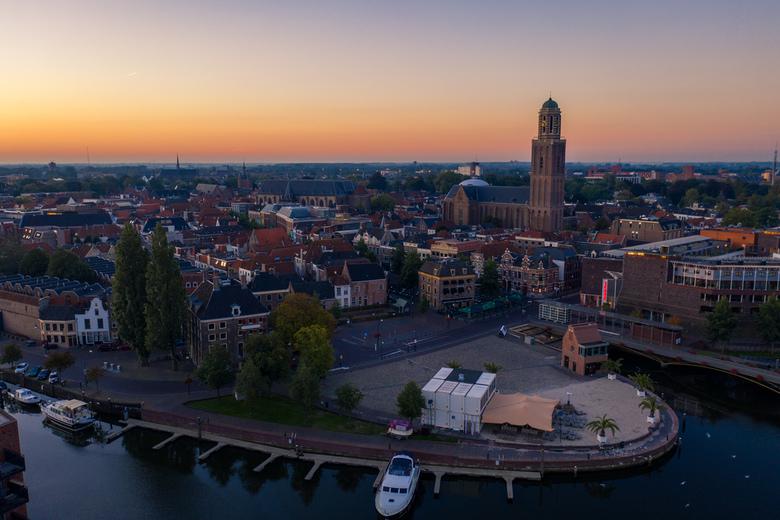 Zwolle van boven!