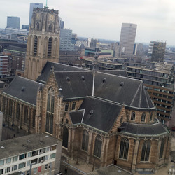 Laurenskerk te Rotterdam