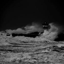 Dramatiek op zee