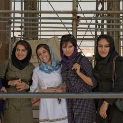 Ontmoeting in Isfahan