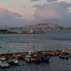 Athene haven Flisvos