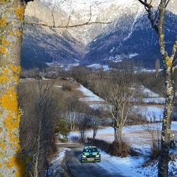 the famous rally de monte carlo