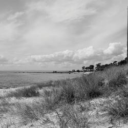 Zee bij Åhus (Zweden)