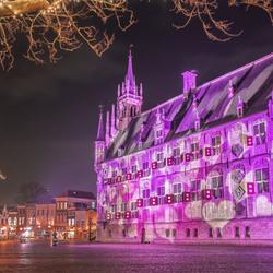 Historisch stadhuis Gouda
