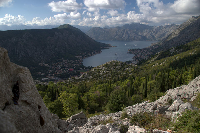 Baai van Kotor - Baai van Kotor