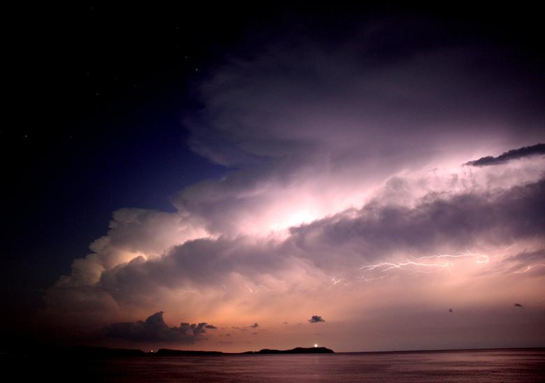 Lightning - Onweer op Ibiza