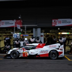 Pitstop Toyota #7 FIA WEC 6hrs of Spa Francorchamps