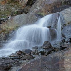 Waterval Saas Fee
