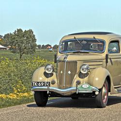 Ford V8 Tudor Sedan 1936