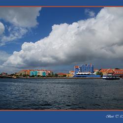 Willemstad, kleurig