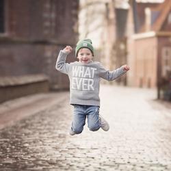 What ever! Boy portrait