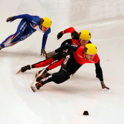 WK Shorttrack landenteams
