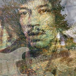 One of my heroes Jimi Hendrix