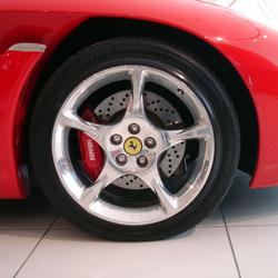 Ferrari-prototype