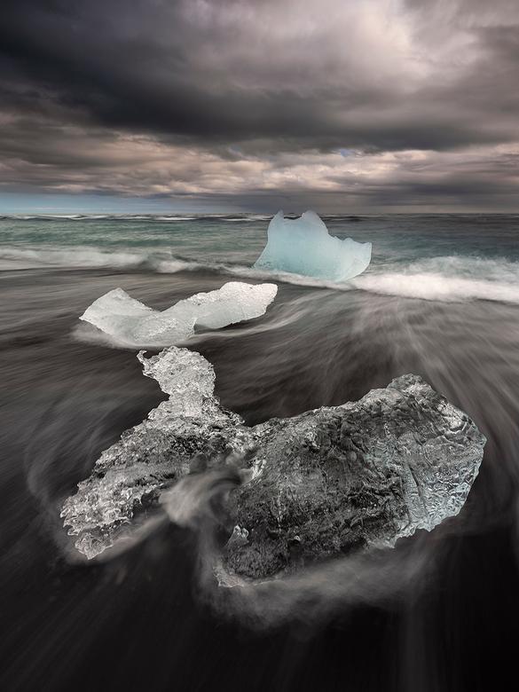 Ice Diamonds - We staan te trappelen om weer naar ijsland te gaan en over 7 dagen is het zover voor de jaarlijkse foto-expeditie die ik organiseer voo