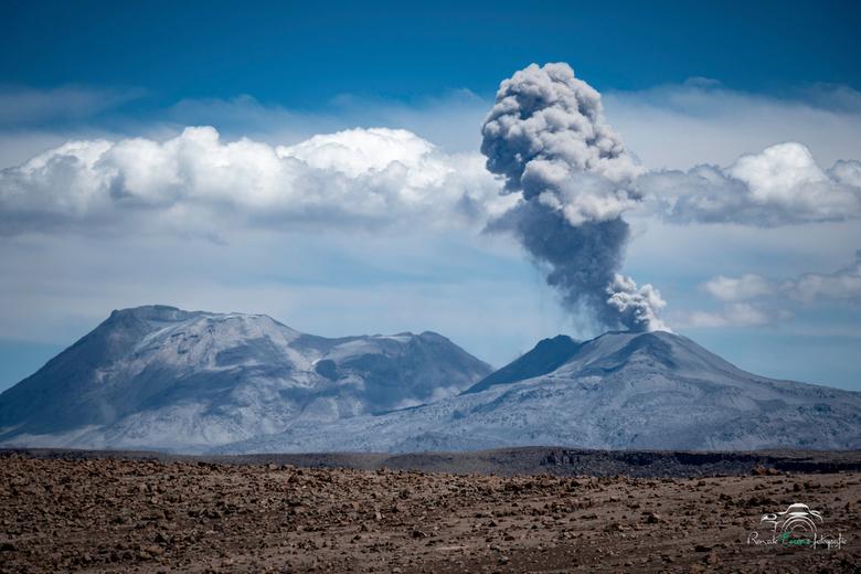Peru vulkaan -