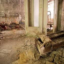 Prypiat (verdrijvingszone Tsjernobyl - Oekraïne) - Kleuterschool