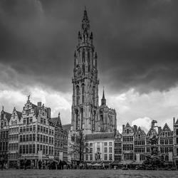 Gedonder in Antwerpen